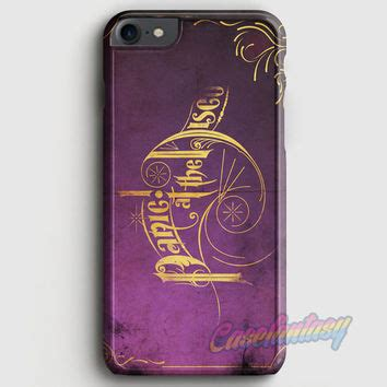 Casing Iphone 7 Panic At The Disco Lyric Cover Custom best panic at the disco products on wanelo