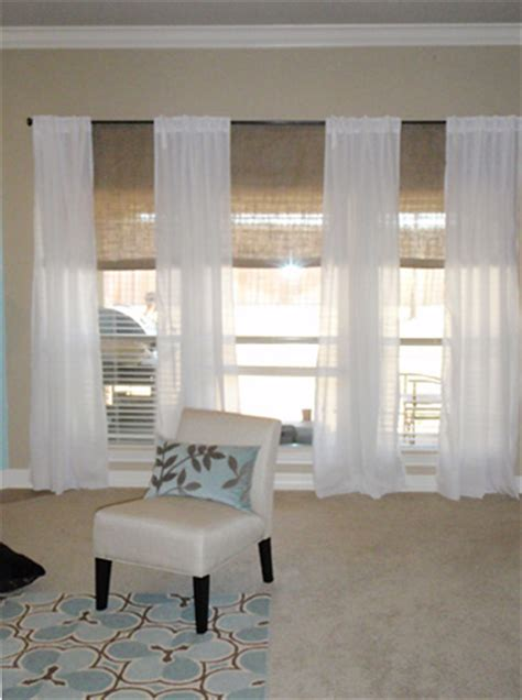 Dining room window treatment ideas large and beautiful photos photo