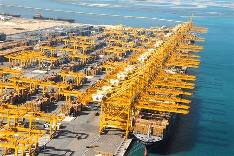 jebel ali dp world orders 69 cranes for jebel ali middle east