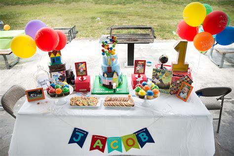 disney up themed birthday party kara s party ideas disney s up themed birthday party