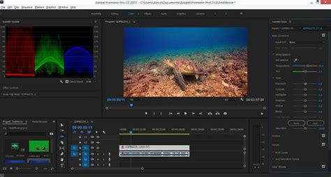 adobe premiere pro review adobe premiere pro review 2017 powerful but not perfect