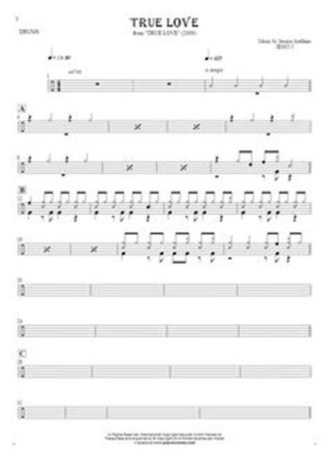 True Love - Notes for tenor saxophone | Album, True love