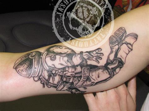 small town tattoo astronaut astronaut i am a small town