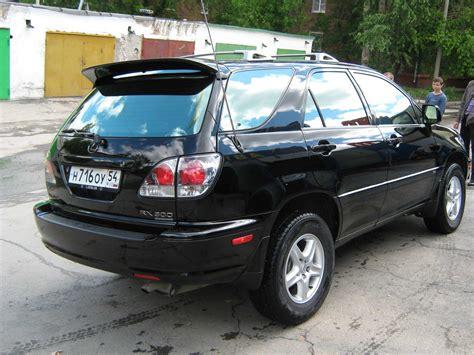 lexus suv 2002 2002 lexus rx300 pictures 3 0l gasoline automatic for sale