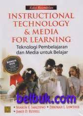 Buku Models Of Teaching Edisi 9 Dv technology media for learning teknologi