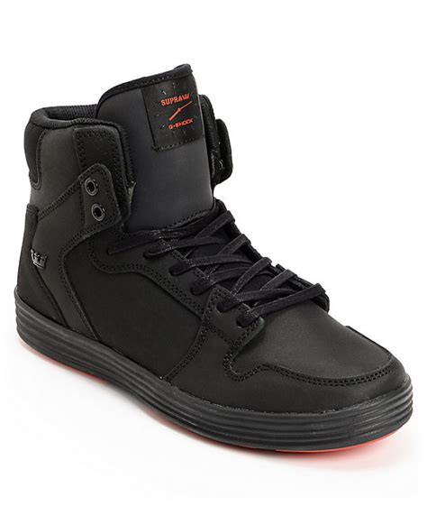 Pipa Shock Depan Supra X supra x g shock vaider lite black skate shoes
