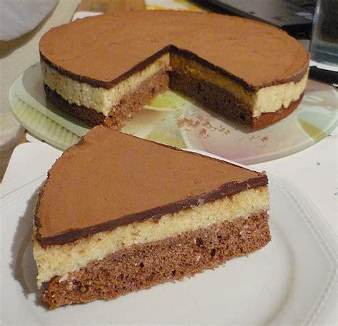 trockene kuchen rezepte mit bild schokokuchen mit grie 223 kokos f 252 llung rezept mit bild