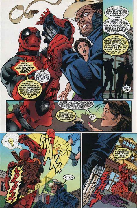 best comics top 5 deadpool comic book moments