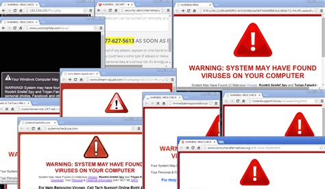 psa tech support scams pop ups on the rise malwarebytes