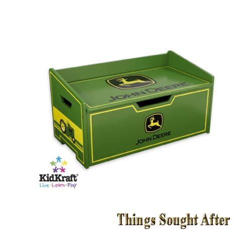 john deere toy box bench new kidkraft john deere toybox toy storage box 1 unit ebay