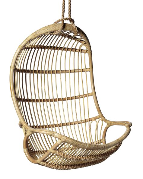 hanging rattan chair chairs serena  lily
