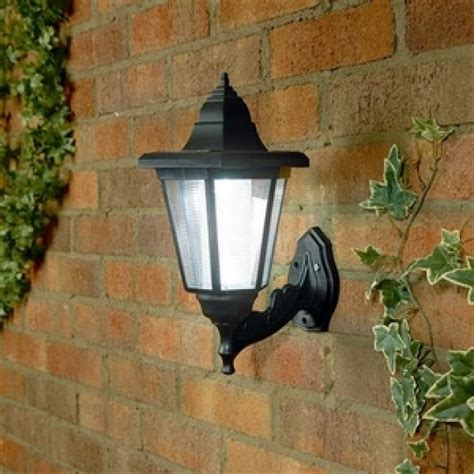 Solar Garden Wall Lights 10 Ways To Light Your Garden Garden Wall Light