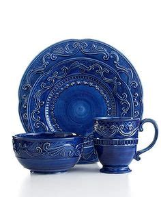 set floy navy dinnerware navy blue dishes on blue and white