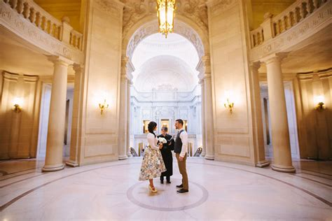 small wedding venues in sf bay area elopement for the modern