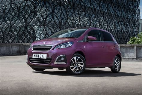 peugeot 108 used cars for new peugeot 108 1 0 active 5dr 2 tronic petrol hatchback