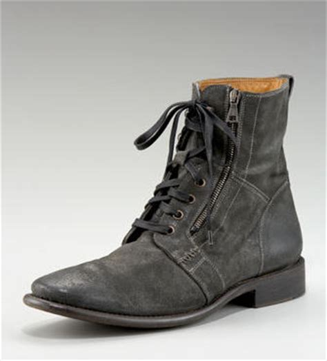 ago black side zip boots by varvatos the real of nyc top 5 fashion essentials for