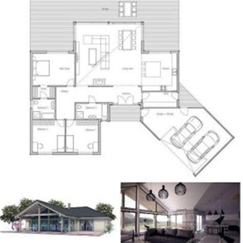 Build House Plans modny nowoczesny i ma y dom 20 pomys 243 w