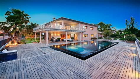 7 Bedroom Villas Rent Mallorca Luxury Villa In Palma De Mallorca