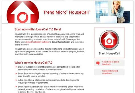 housecall trend trend micro housecall antivirus online y gratuito soft