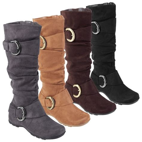 cheap flat boots 20 cheap mid calf boots for 20 dollars