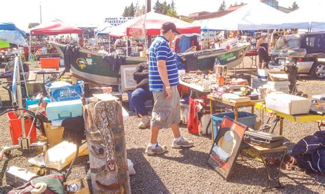 third annual clark county s largest garage sale set for