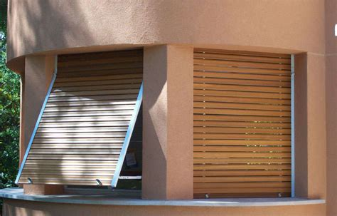 persiana madera enrollable persianas de madera enrollables en barcelona persianas