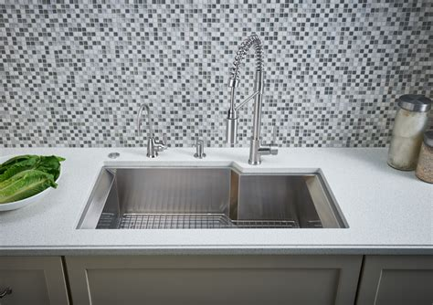 Sink Reviews by Stainless Steel Kitchen Sink For Residential Pros