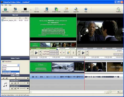full version video editing software for windows 8 videopad video editor download