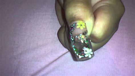 imagenes de uñas tipo pecera u 241 as pecera aquarium nails youtube