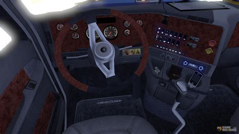 Freightliner Truck Interior by Freightliner Century St Interior For Truck Simulator 2