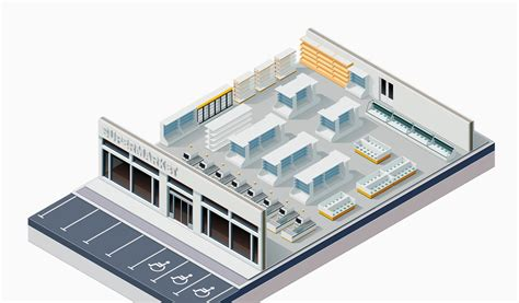 layout of a supermarket design how grocery store design is wrecking the planet