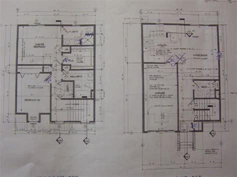floor plans blueprints blueprint blunders framing contractor talk