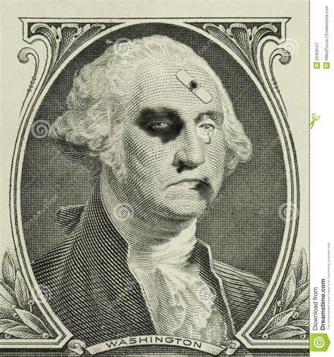 George Washington Part Time Mba by Weak Economy Royalty Free Stock Photography Image 25458127