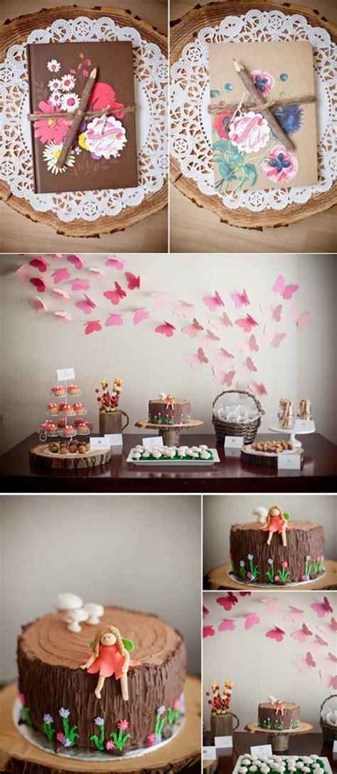 Kara's Party Ideas Woodland Animal 8th Birthday Party