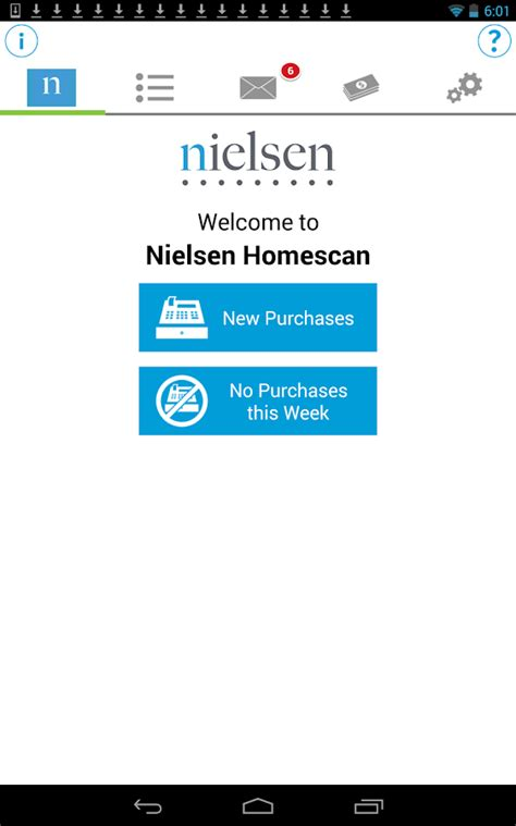 nielsen mobile rewards nielsen homescan android apps on play