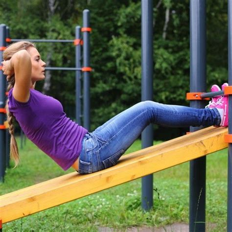 workout bench alternative fresh air alternatives to gym workouts parks the park
