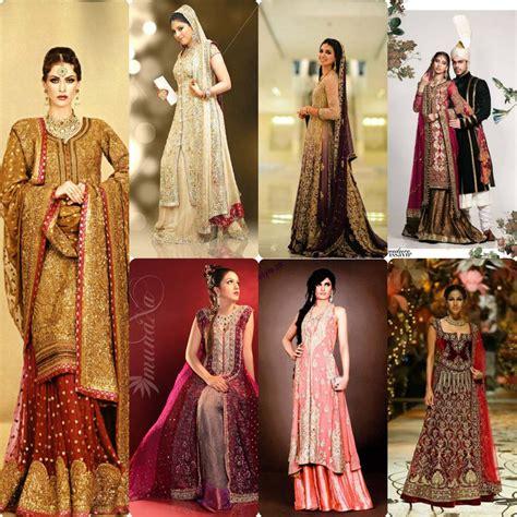 desain for dress bridal sharara dresses design collection 2016 stylo planet
