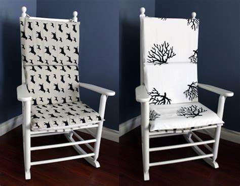 Rocking Chair Cushion Sets For Nursery Nursery Rocking Chair Cushion Sets Affordable Ambience Decor