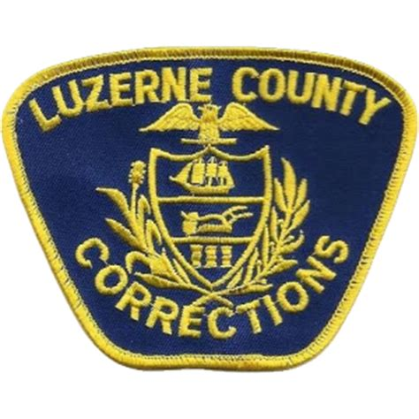 Luzerne County Arrest Records Corrections Officer Kristopher David Moules Luzerne County Correctional Facility