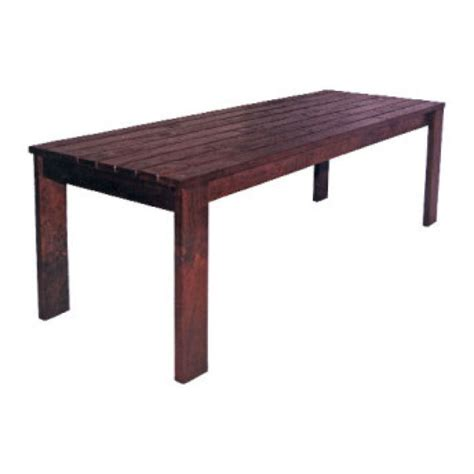 Primitive Dining Tables Neo Primitive Dining Table Costa Furniture