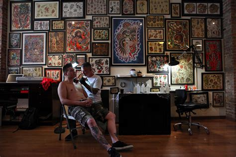 tattoo shops pictures 20 amazing facts you did not flash guff