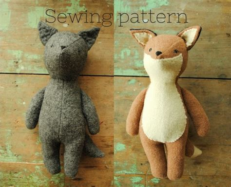 Handmade Soft Toys Free Patterns - willowynn textile buy handmade soft toys