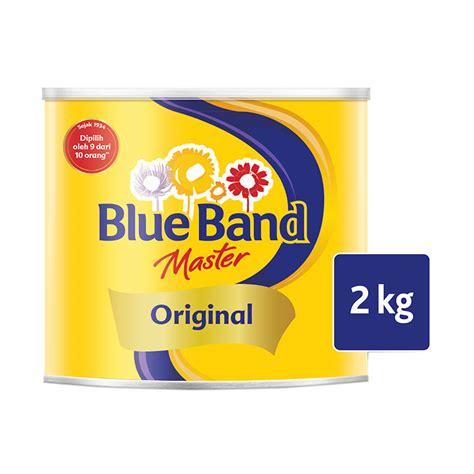Blue Band 2kg jual blue band master original margarine tin 2 kg