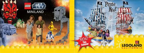 legoland  carlsbad    exciting rides fun shows lots  kids attractions san diegan