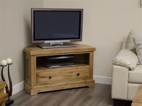 regent solid oak furniture living room corner television