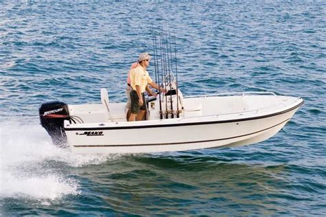 mako boats shallow water research mako boats 171 center console on iboats