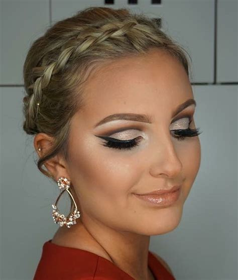 makeup formal fresh school formal hair makeup trends adelady