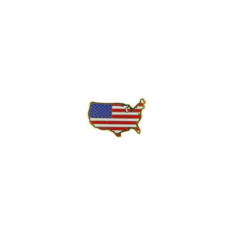united states pin map united states map lapel pin