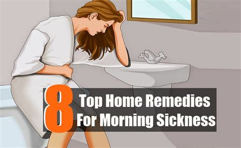 8 top home remedies for morning sickness search home remedy