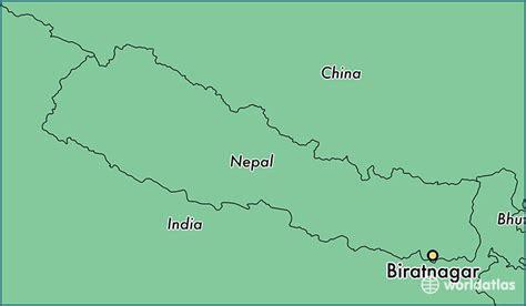 biratnagar map where is biratnagar nepal where is biratnagar nepal